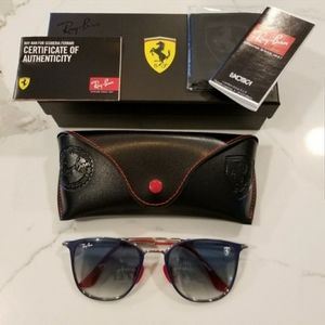 Ray-Ban Scuderia Ferrari Collection